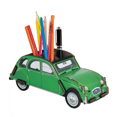 Werkhaus Pen Box 2CV Green