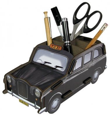 Werkhaus Pen Box London Taxi
