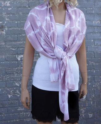 Hot Lava Sjaal Dusty Lilac