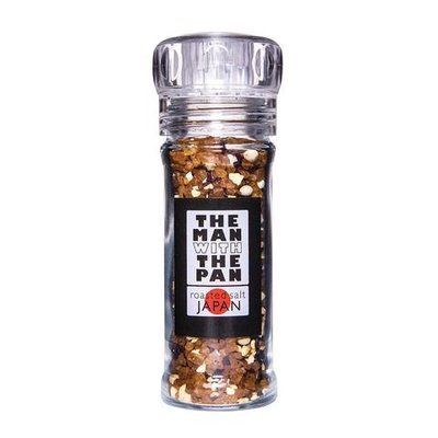 The Man With The Pan Roasted Salt Japan