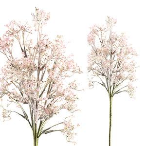 PTMD Kunstbloem Pink Soft Bud