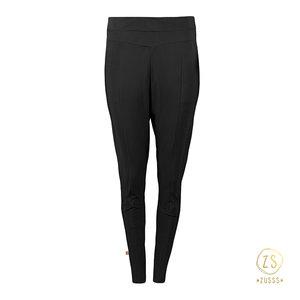Zusss makkelijke broek zwart