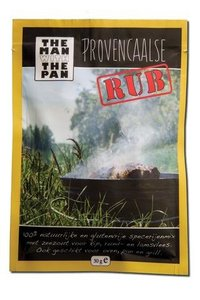 The Man With The Pan Provencaals Rub